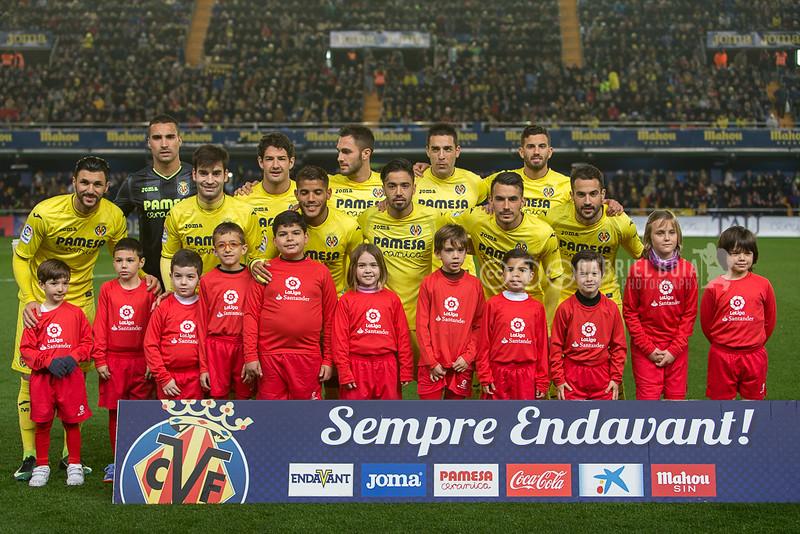 Villarreal CF - FC Barcelona 2016/2017