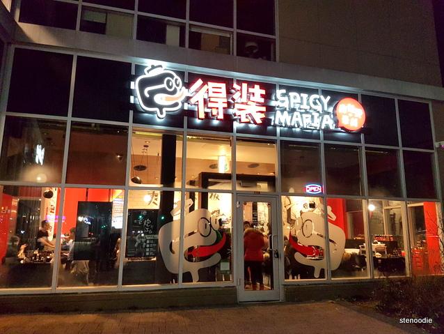 Spicy Mafia storefront