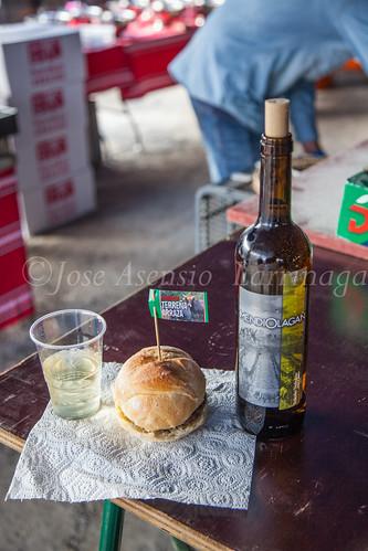 X Lehiaketa EUSKADI Concurso TERREÑA  , Santa Lucía Orozko 2016 #DePaseoConLarri #Flickr -3462