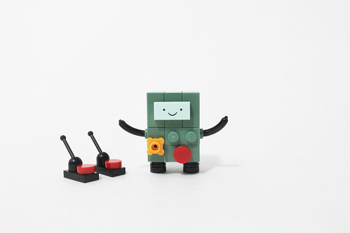 LEGO Ideas Adventure Time (21308) - BMO
