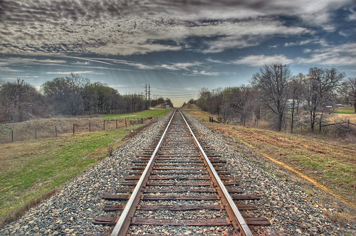 Tracks to the Sky - 2006 | by Jeff Clow