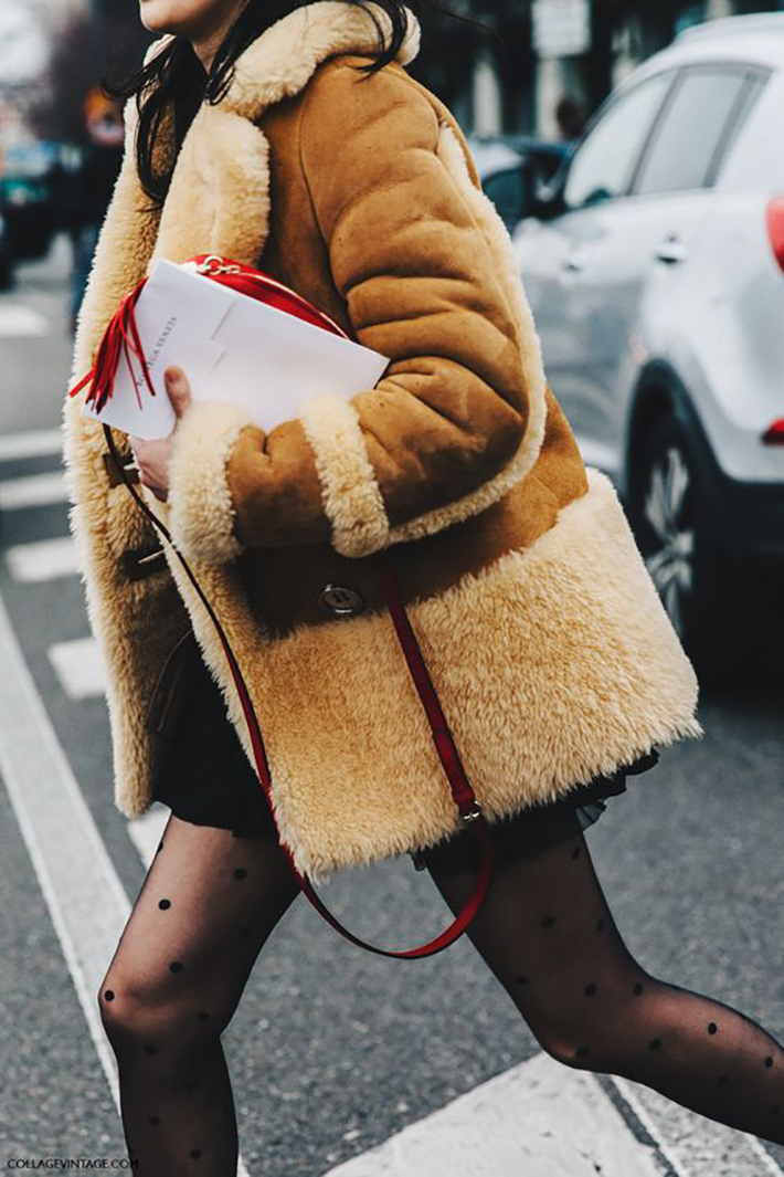 cozay and warm rainy day outfit accessories fall style streetstyle winter style fashion trend1