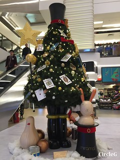 CIRCLEG 香港 尖沙咀 美麗華商場 TSIMSHATSUI  MIRA MALL 2016聖誕 遊記 聖誕 2016  (10)