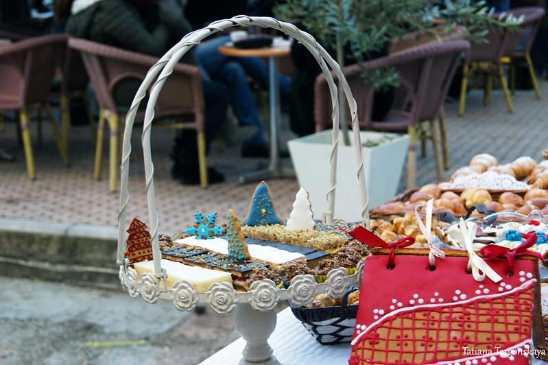 Печенья и пирожные
