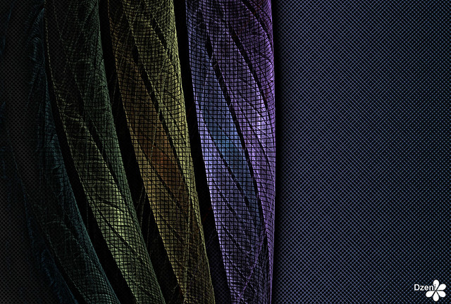 Curtain Mosaic