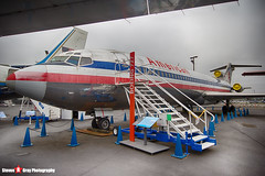 N874AA - 21386 1333 - American Airlines - Boeing 727-223ADV - The Museum Of Flight - Seattle, Washington - 131021 - Steven Gray - IMG_3638_HDR