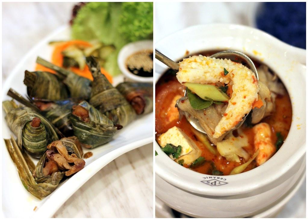 胡椒翡翠泰国素食