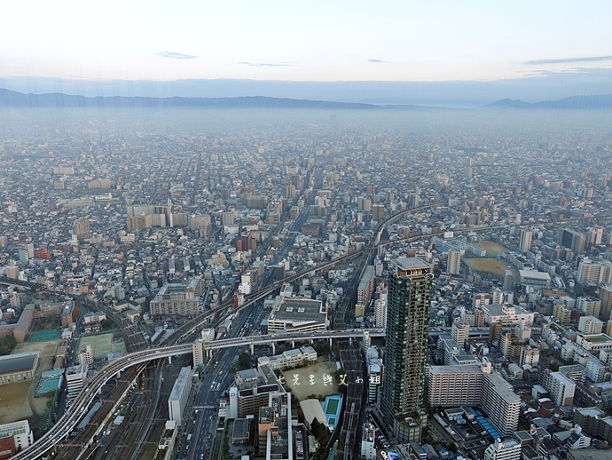 17 日本大阪 阿倍野展望台 HARUKAS 300 日本第一高摩天大樓 360度無死角視野 日夜皆美
