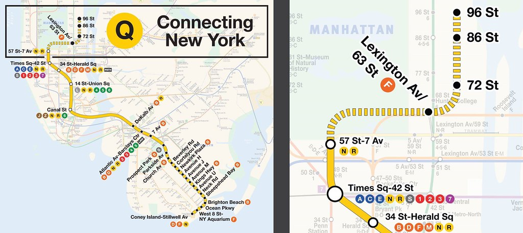 New Subway Map 2nd Ave.New York City Subway Page 204 Skyscrapercity