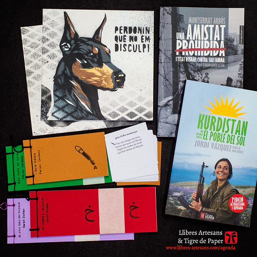 Llibres Artesans i Tigre de Paper