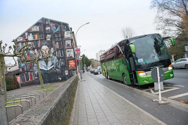 Bus Tour et Speed Meeting, édition spéciale à Esch-sur-Alzette le 13 décembre 2016