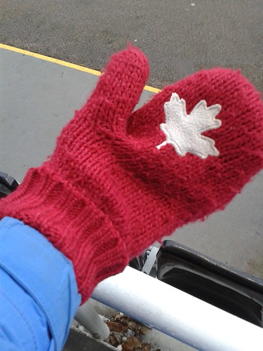 Canadian Mitties