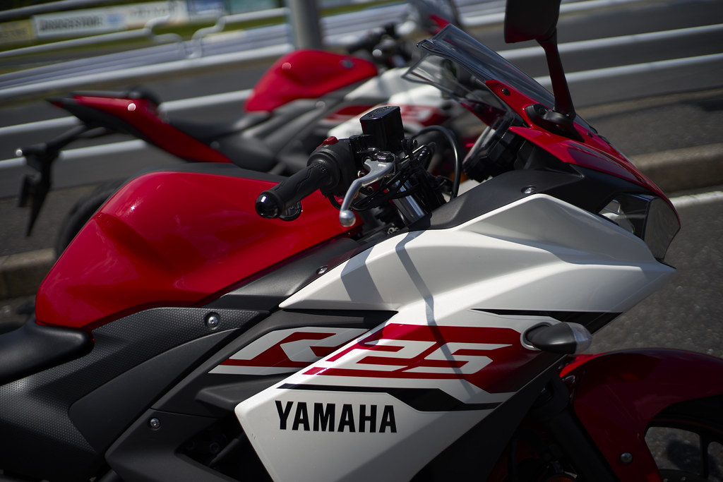 NOKTON Shot YAMAHA YZF-R25/R3