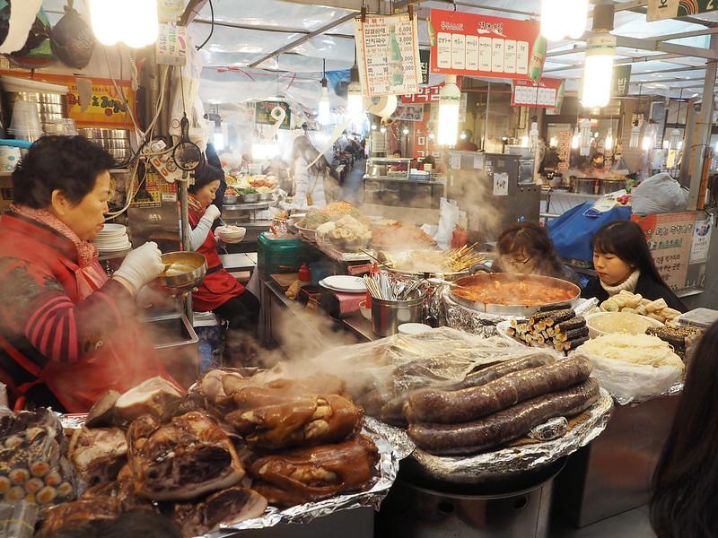 Gwangjang market 6