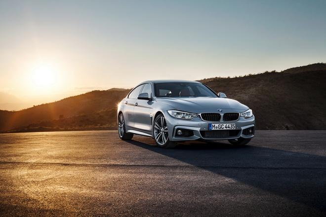[新聞照片一] BMW 4系列Gran Coupe搭載M款跑車化套件