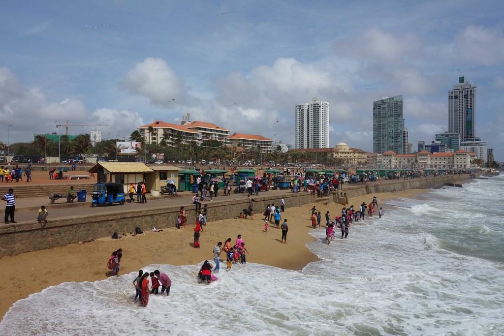 Sri Lanka - Colombo Plage