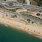 Platja nudista de La Musclera, Arenys de Mar, Barcelona