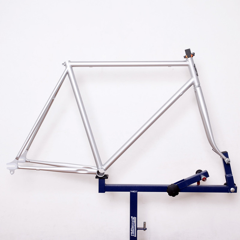 Steel Era Frame Set Painted by Swamp Things