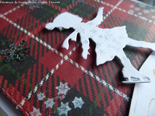 Weihnachtsgrüße von der Eisprinzessin
