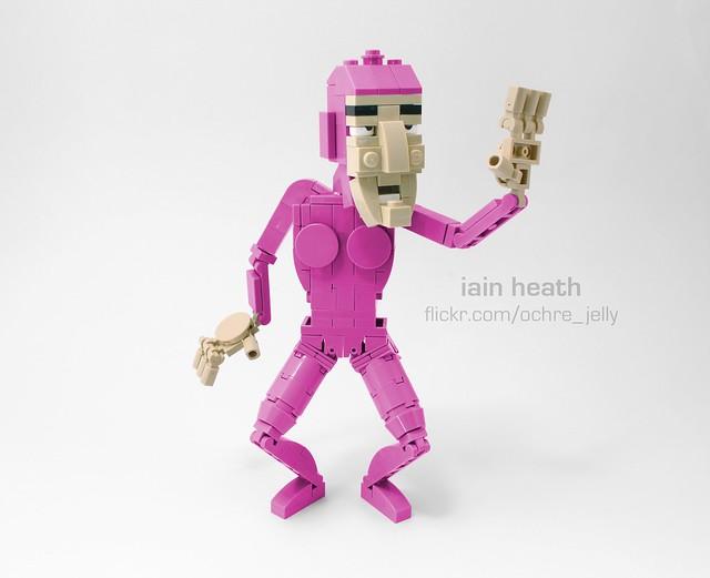 LEGO Pink Guy