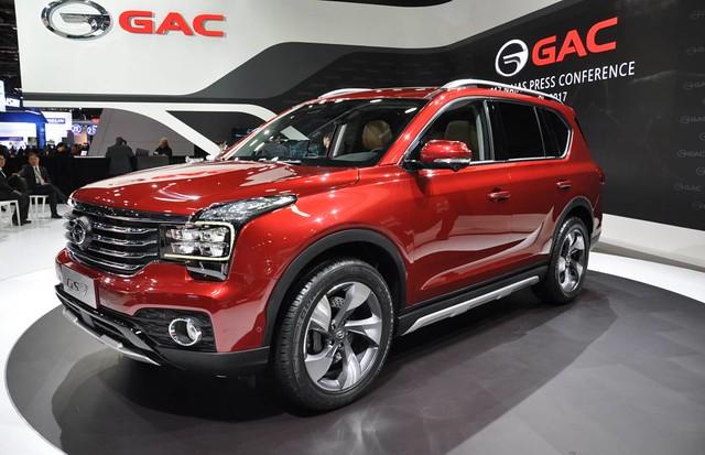GAC GS7 2018 2
