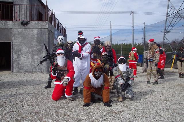 2016年12月25日 クリスマス定例会