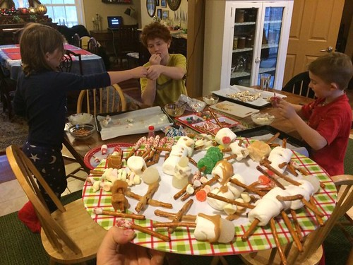 Christmas 2016 baking and candying