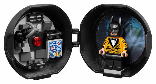 The LEGO Batman Movie Batman Battle Pod (5004929)