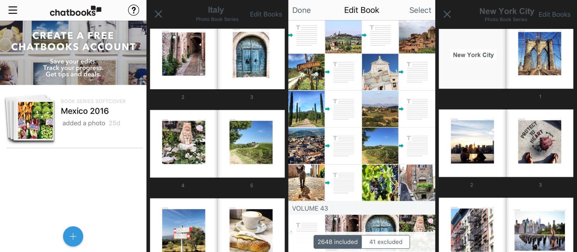 Chatbooks Photobook