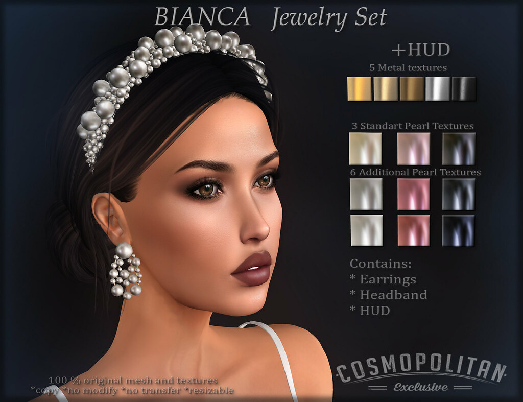 BIANCA_Jewelry Set ads