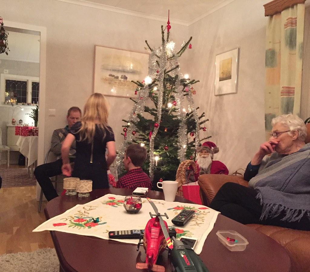 Lilla julafton - underbart kaos