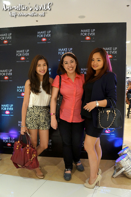 Make Up For Ever SM Megamall