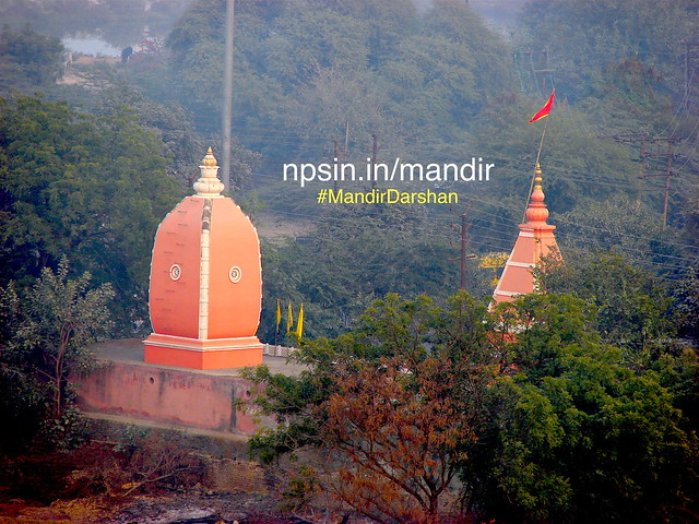 Under the concept of `Mandir Se Mandir Tak`, near by temple