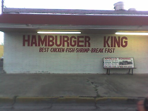 Hamburger King Law Suit Burger Edinburg Tx Pain