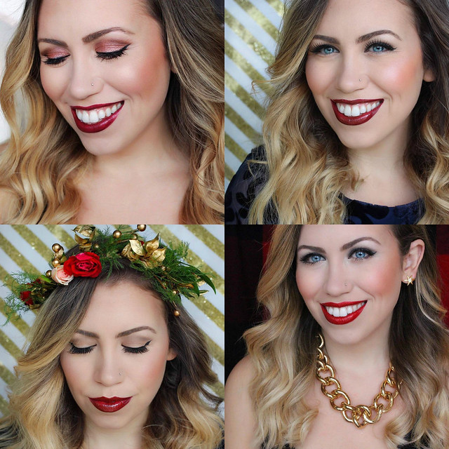 Holiday Party Makeup Inspiration