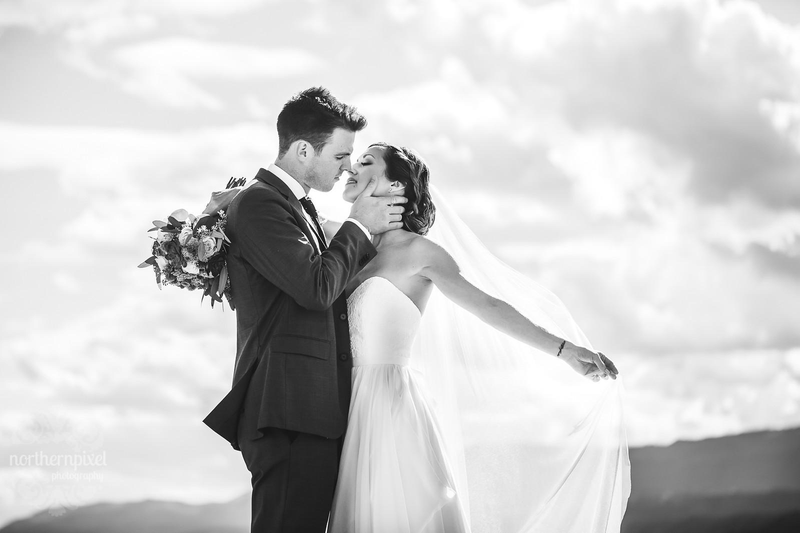 Wedding at Eagle Ranch Resort, Invermere BC Photographers