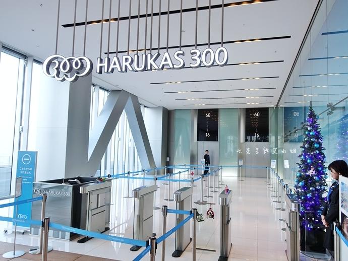 12 日本大阪 阿倍野展望台 HARUKAS 300 日本第一高摩天大樓 360度無死角視野 日夜皆美