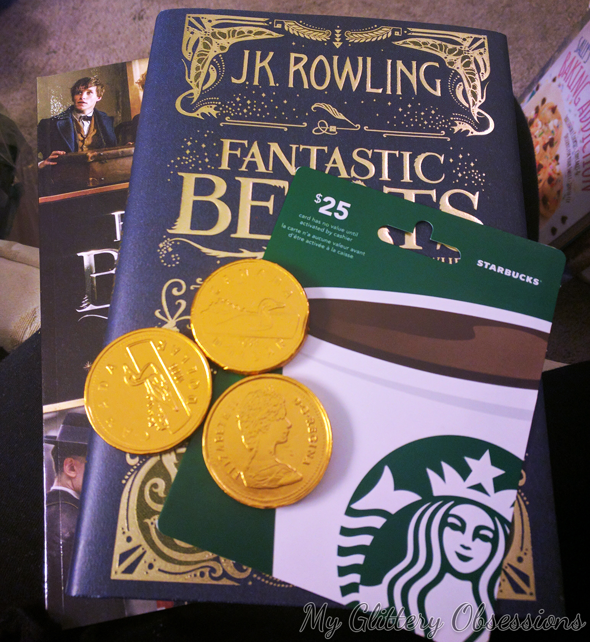 Starbucks and Fantastic Beasts