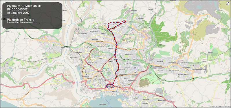2017 01 15 Plymouth Citybus Route-040 MAP.jpg
