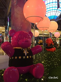 CIRCLEG 香港 太古 鰂魚涌 太古城 TAIKOO Cityplaza 熱氣球 2016聖誕 遊記 聖誕 2016  (9)