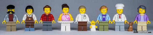 LEGO 10255 Assembly Square Modular