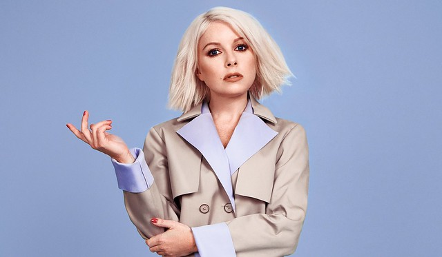 LITTLE BOOTS 2015 PRESS SHOT