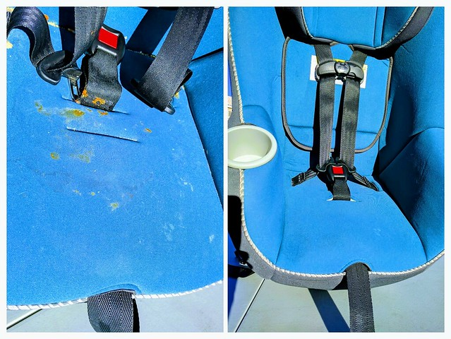 baby car seat cleaning las vegas before and after