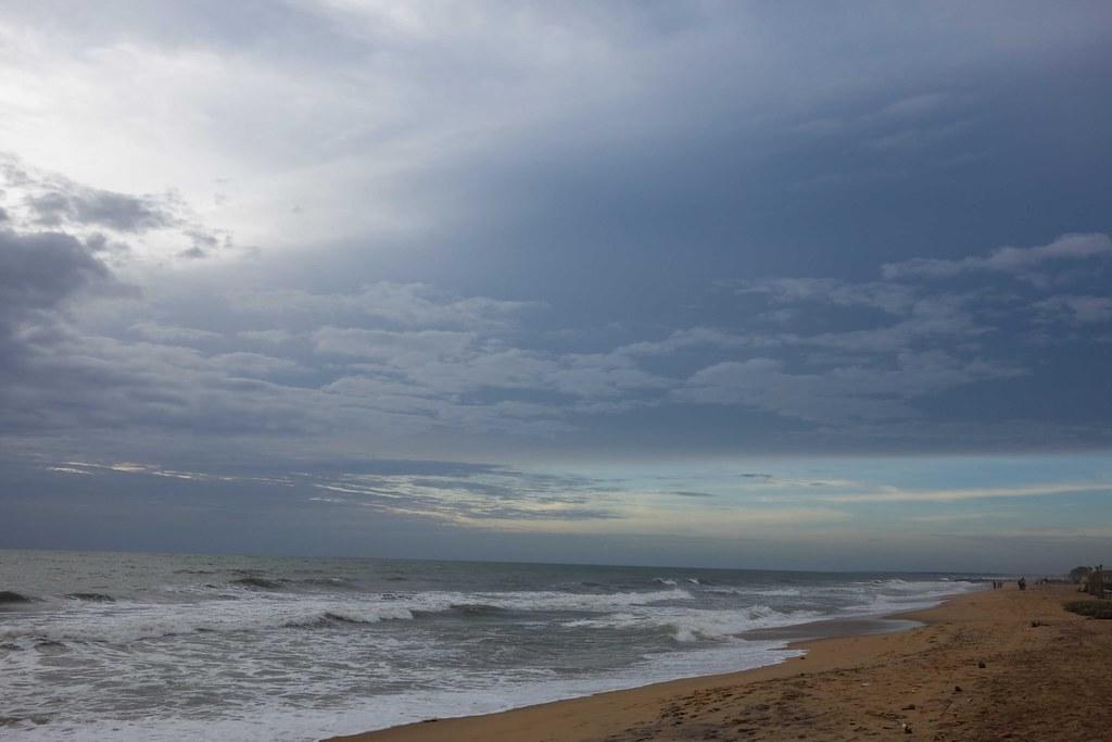 Sri Lanka - Negombo Plage