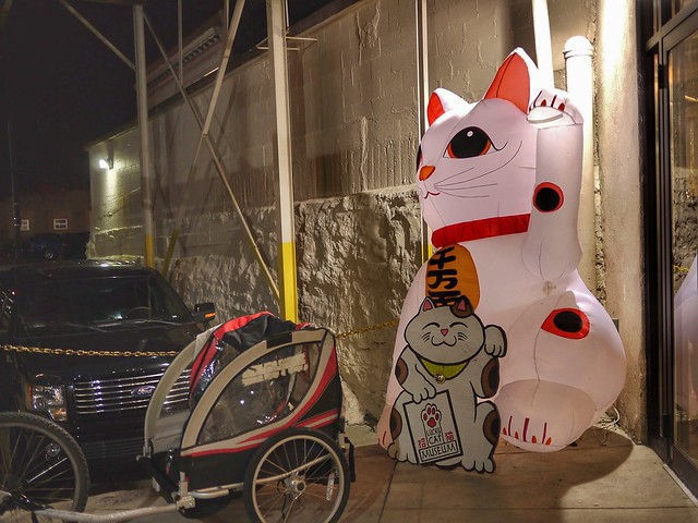 Lucky Cat Museum