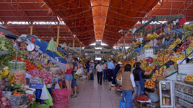 Targowisko San Camilo