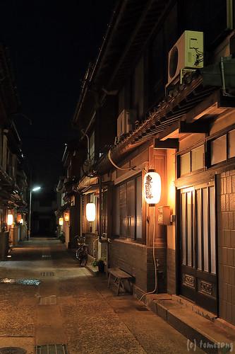 Obon in Tachiura, Ikitsuki