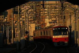 京急2100形(トップナンバー)