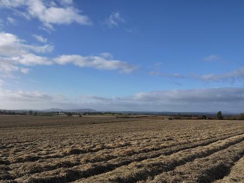 Countryside around Cakebole