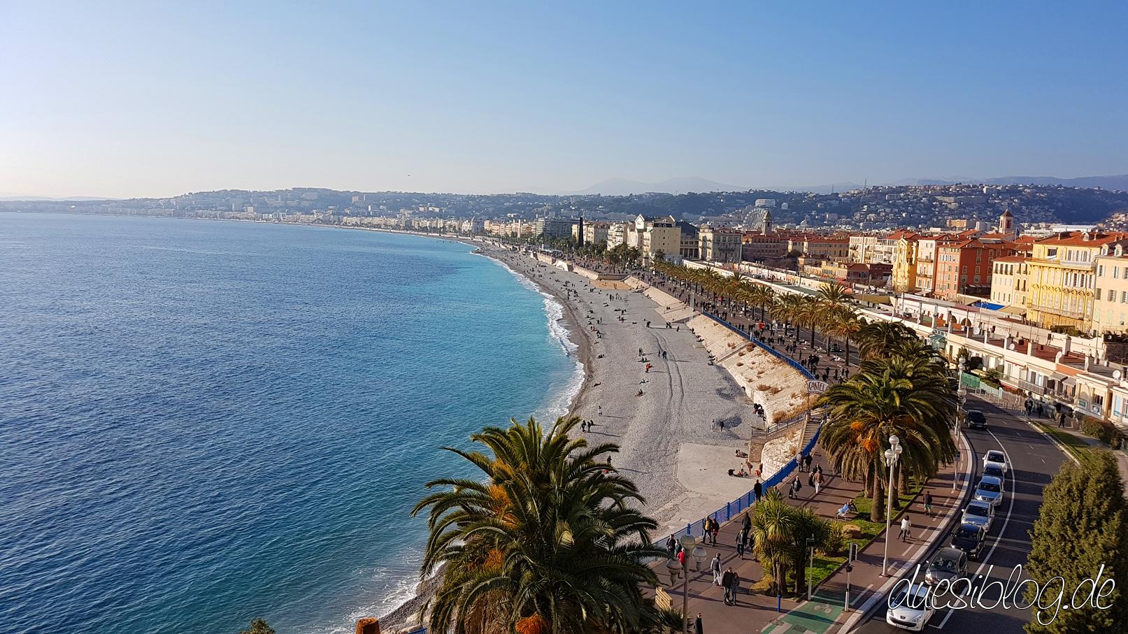 Nizza Strand Promenade des Anglais duesiblog 25